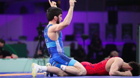 Правила вольной борьбы: соревнования, турниры
