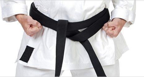 Как получить черный пояс по карате: экзамен, норматив, кю и дан