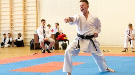 Как получить разряд мастера спорта по карате