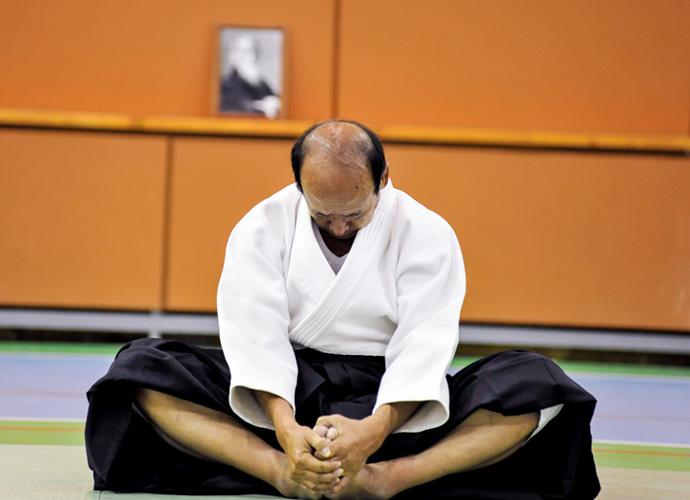 уроки айкидо для начинающих в домашних условиях