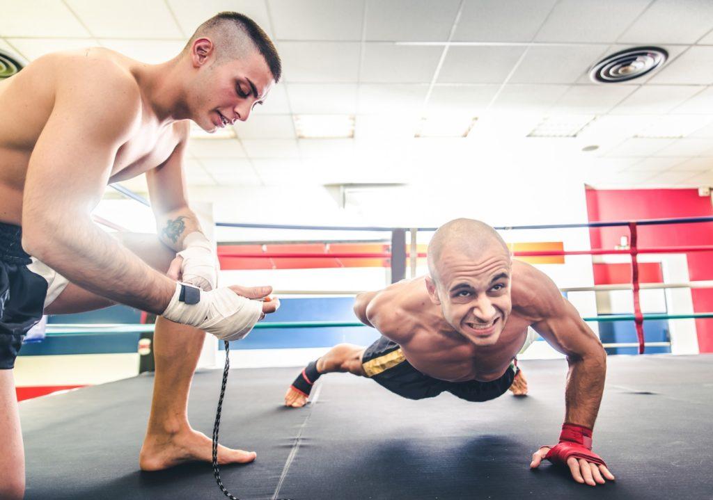тренировка тайским боксом в домашних условиях