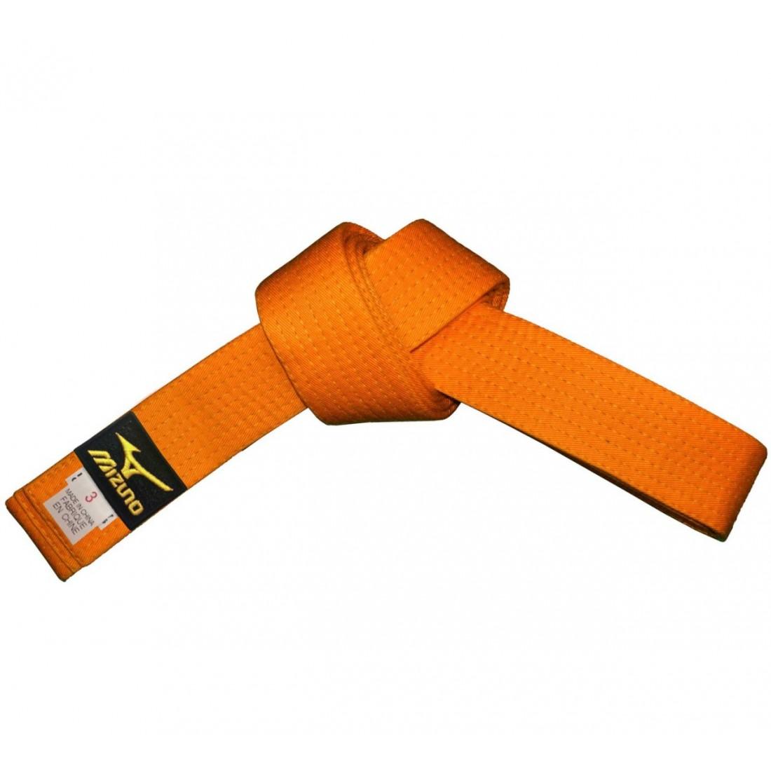 Оранжевый пояс в дзюдо