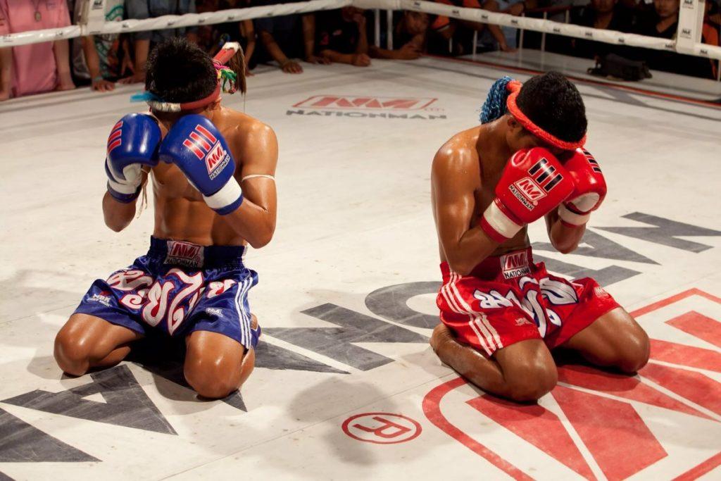 проведения боев в тайском боксе