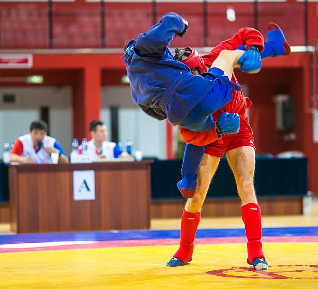 Правила проведения боев в самбо
