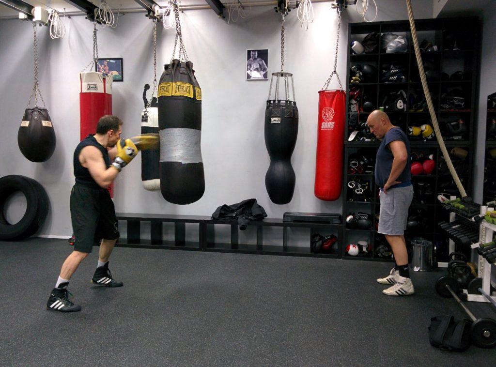 Программа для бокса