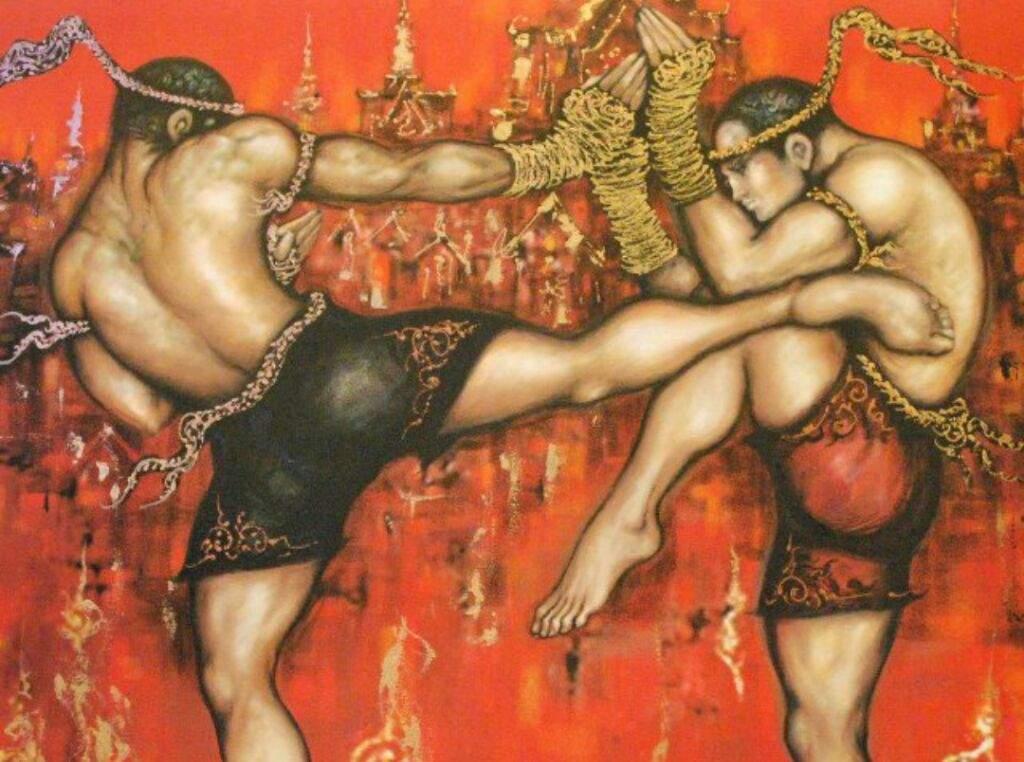 отличается тайский бокс от бокса