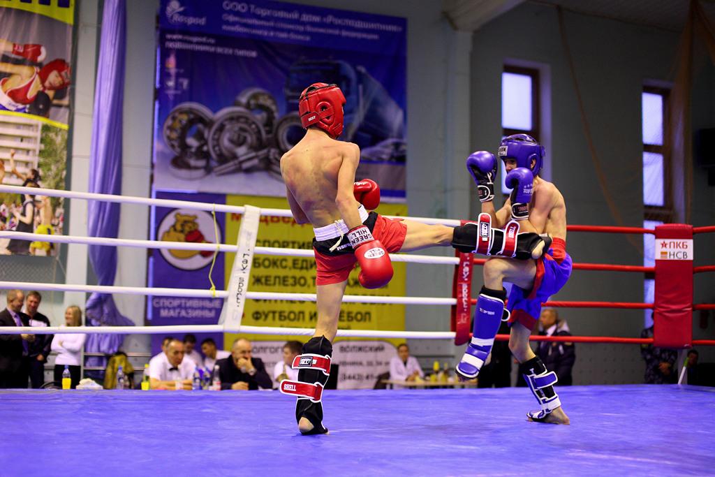 мастер спорта россии по кикбоксингу
