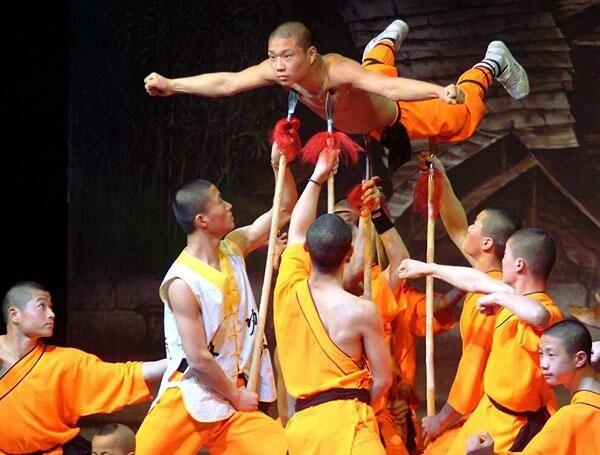 Положительные качества кунг-фу