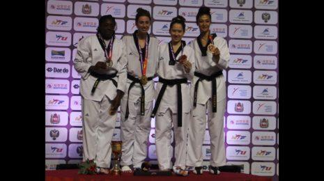 Почему на соревнованиях по тхэквондо вручаются две бронзовых медали