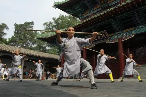 Кунг-фу в наши дни