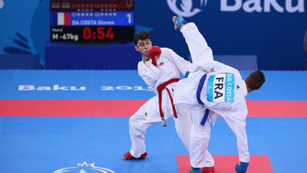 почему каратэ убрали из олимпийских игр