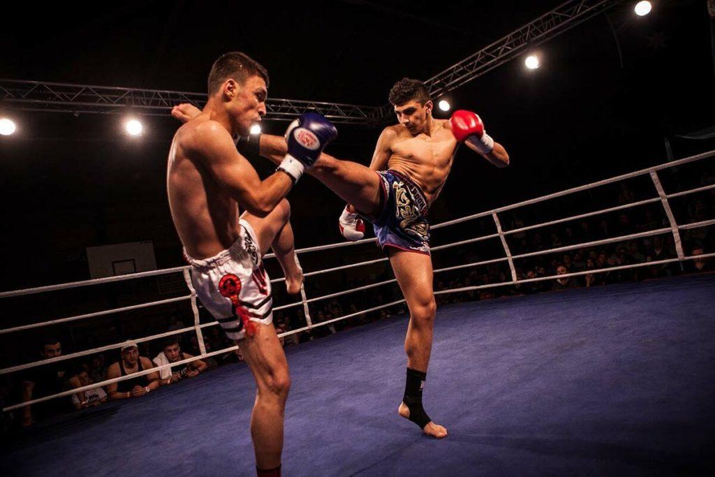 Правила проведения боев в тайском боксе