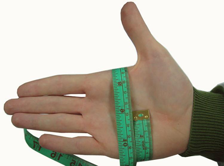 размер перчаток в ММА