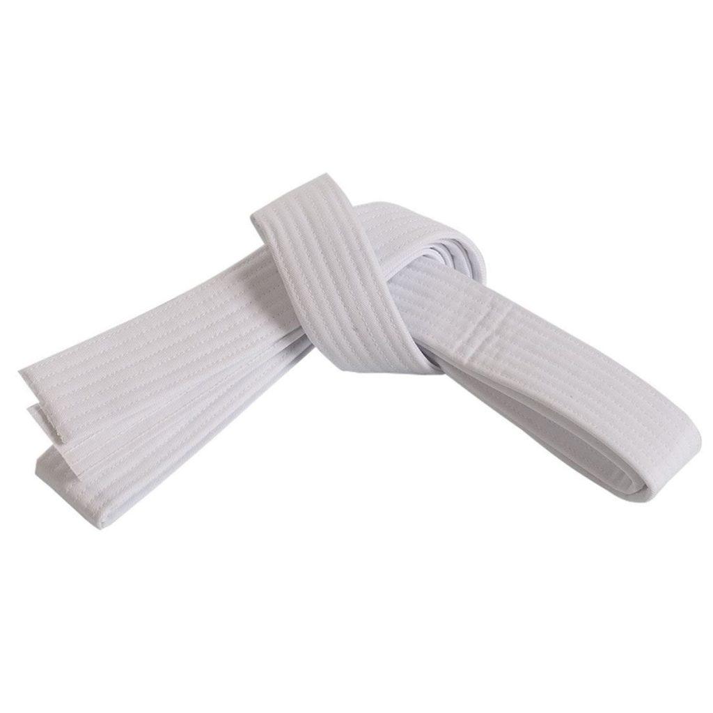 Белый пояс в карате