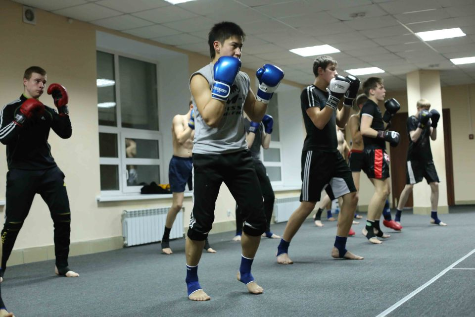 научиться тайскому боксу в домашних условиях