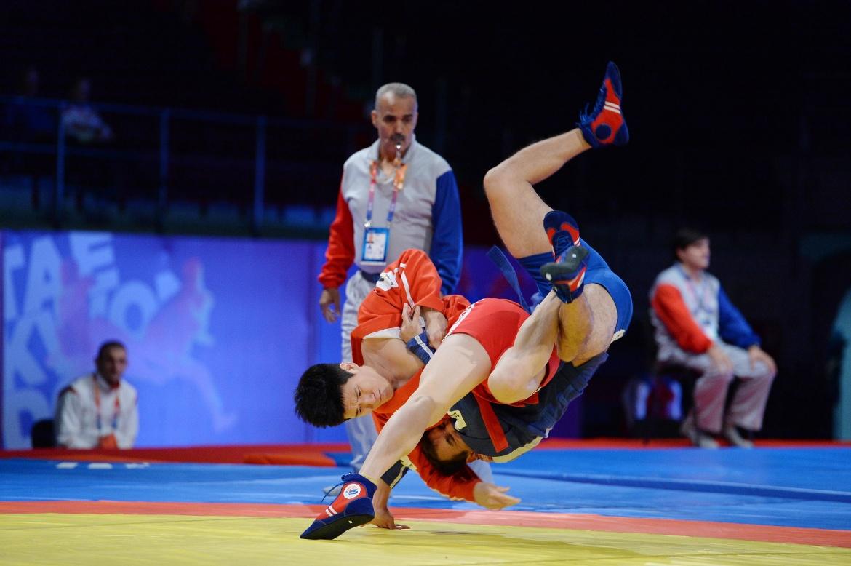 Почему самбо не олимпийский вид спорта