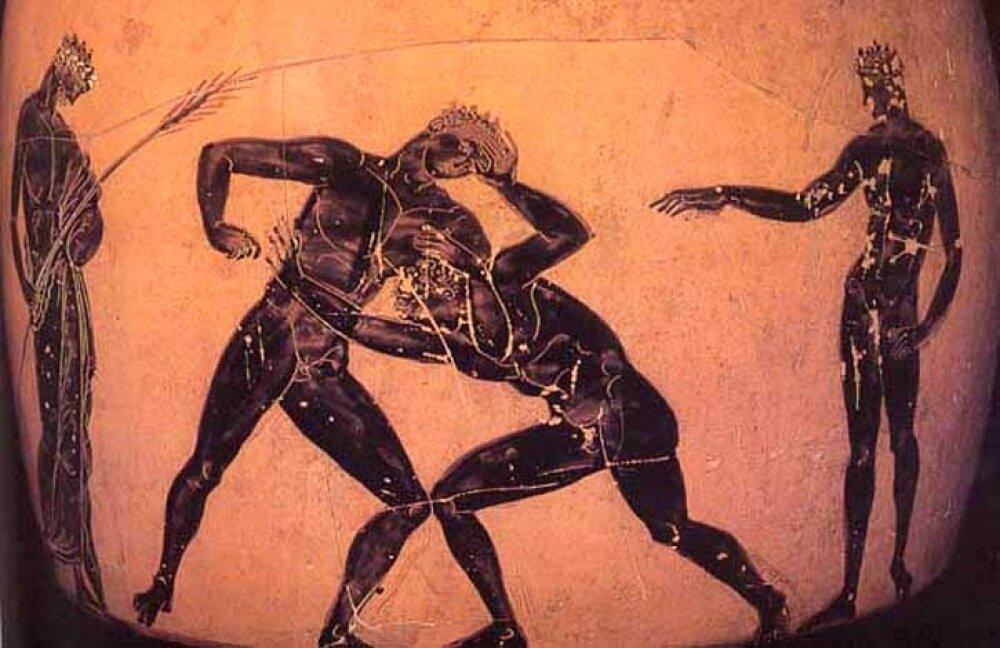 вольной борьбой от греко-римской