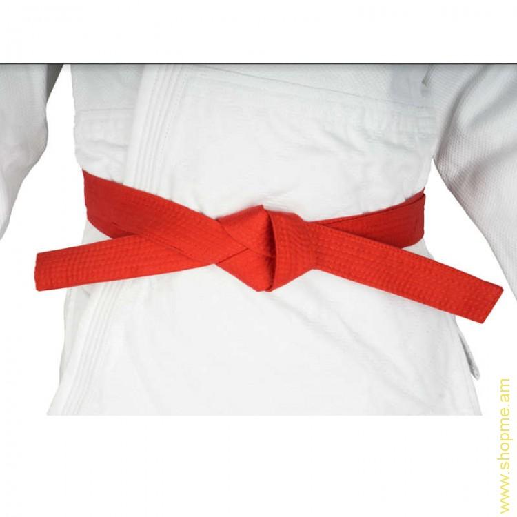 Красный пояс в дзюдо