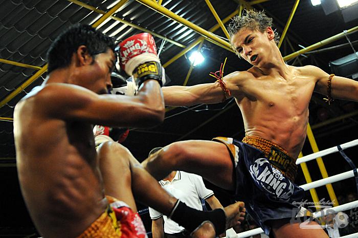 возникновения тайского бокса