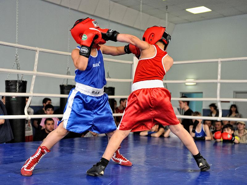 Подсчет баллов в любительском боксе