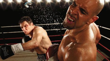 Как считаются очки в боксе