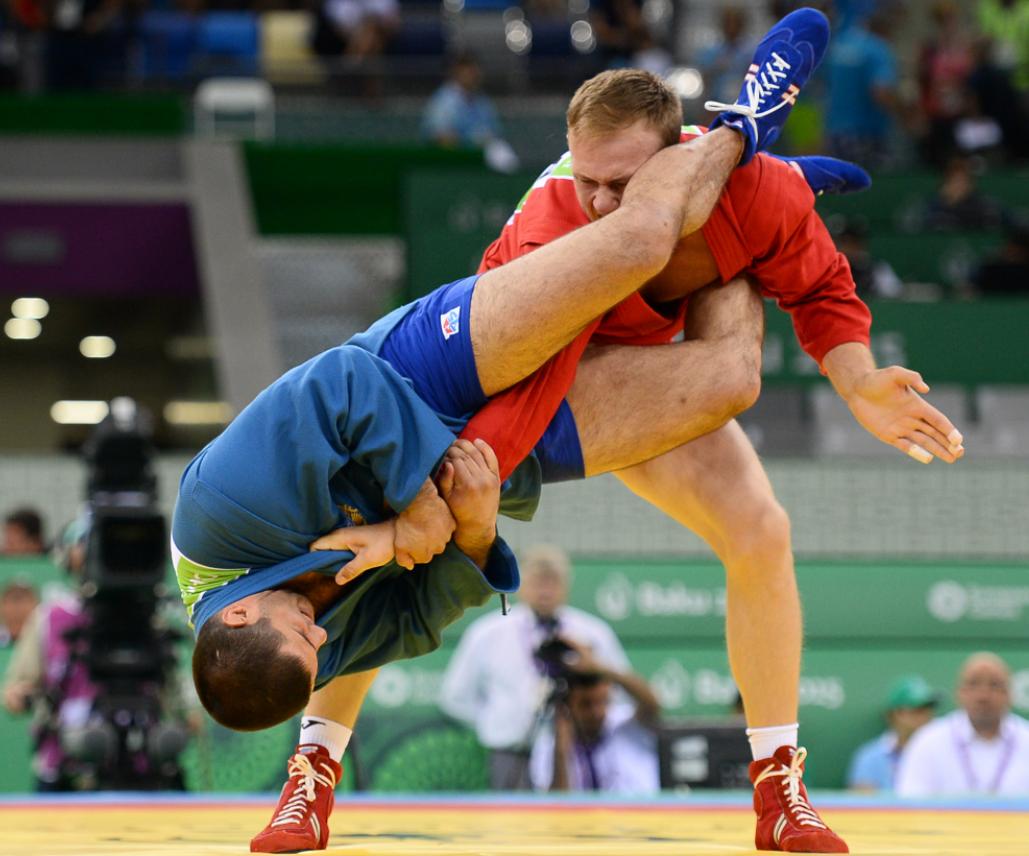 самбо не олимпийский вид спорта