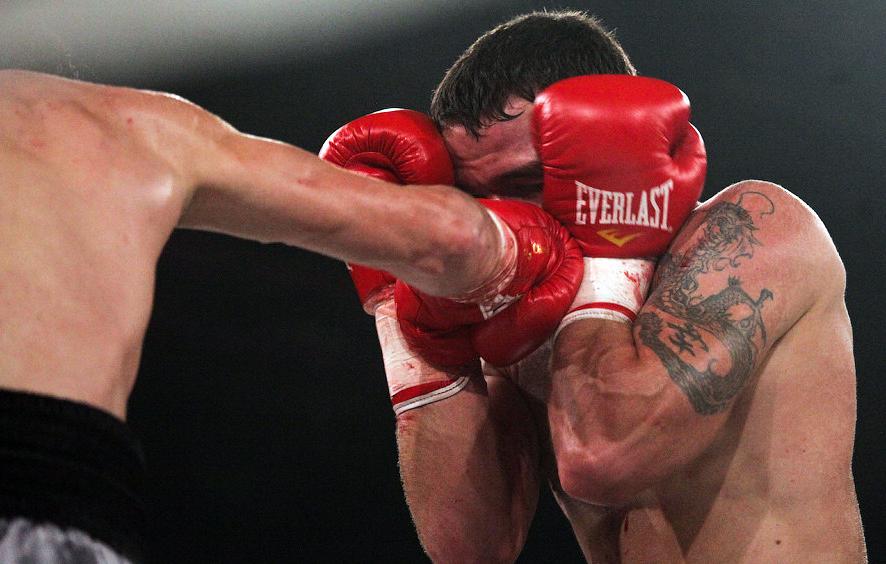 Защита в боксе