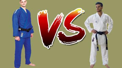 Чем отличается дзюдо от карате: правила, приёмы, кимоно