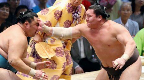 Как называются приёмы в сумо