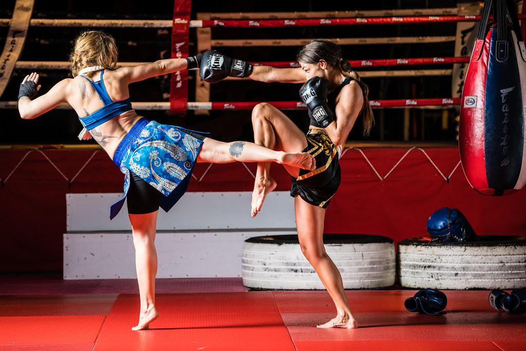 Плюсы тайского бокса