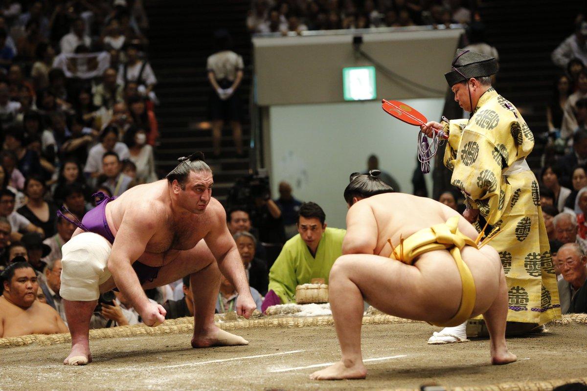 История возникновения сумо