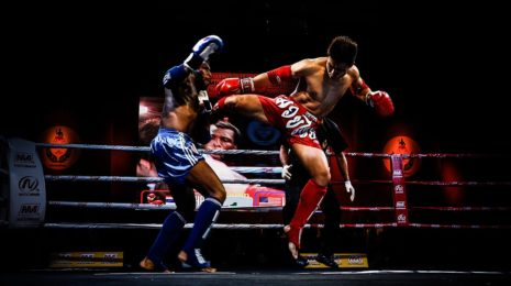 Как называются удары и приёмы в тайском боксе (муай-тай)