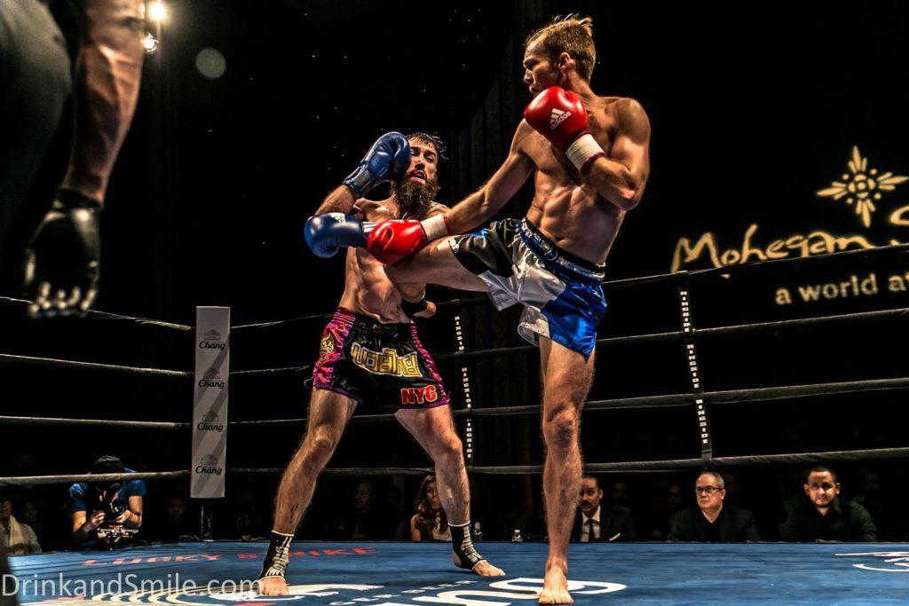 Минусы тайского бокса