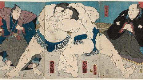 История возникновения сумо. Что это за вид спорта