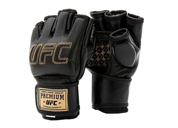 UFC Премиальные MMA тренировочные перчатки UFC S/M