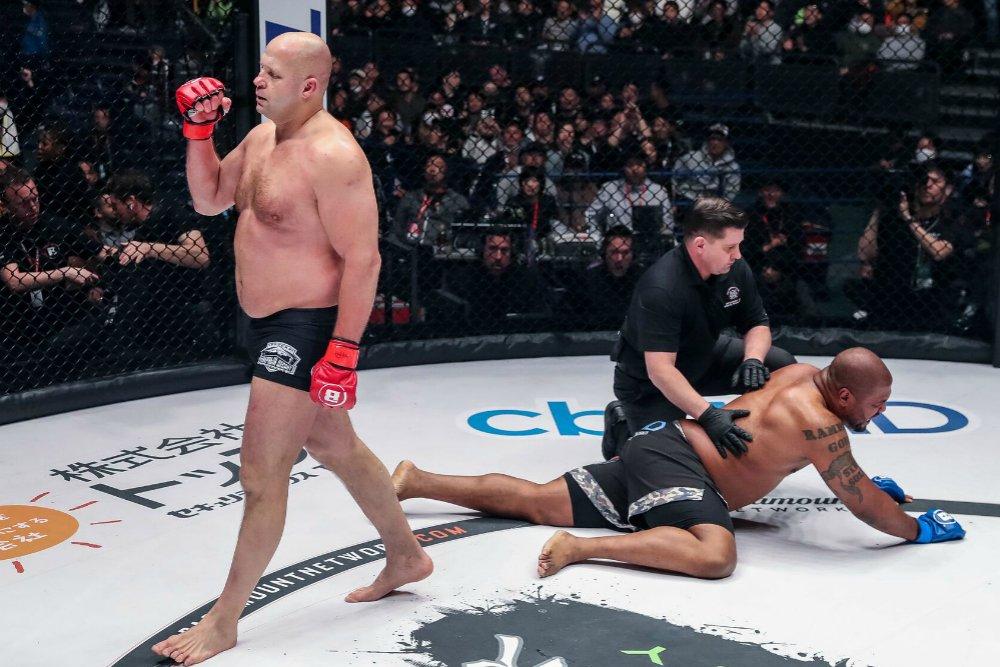 Как зарабатывают бойцы в UFC