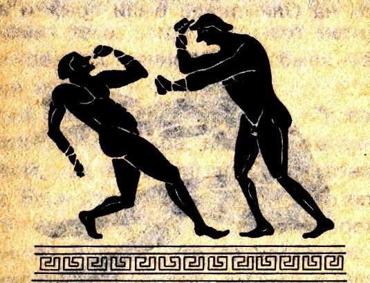 бокс мифология