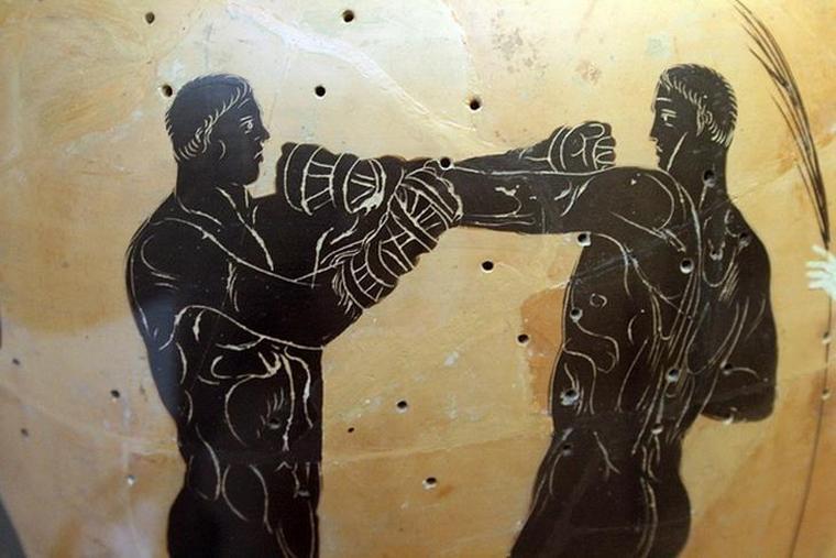 Бокс в античности