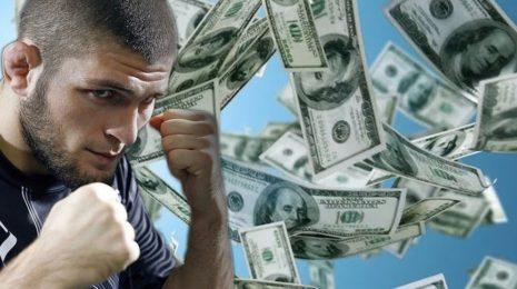 Сколько зарабатывают бойцы в ММА: НАСТОЯЩИЙ ЗАРАБОТОК